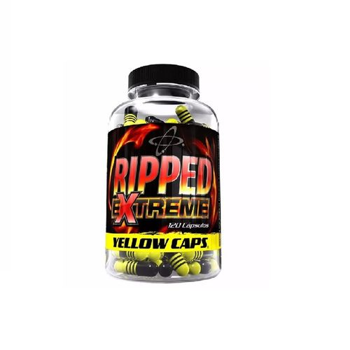 Ripped Extreme (120caps) - Atlhetica